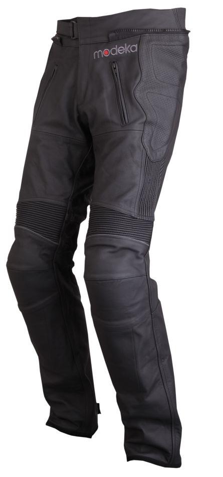 MODEKA Hawking Pants Noir Hommes Courtes
