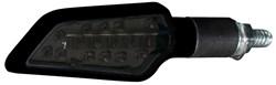 CHAFT Bower Noir avec lentille fumée