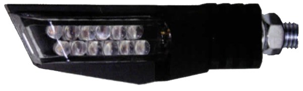 CHAFT Runner (per paar) Zwart met transparante lens