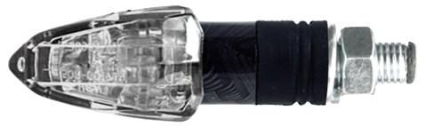 CHAFT Tinny (par paire) Carbon avec lentille transparente