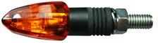 CHAFT Tinny (per paar) Zwart met oranje lens