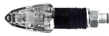 CHAFT Tinny (per paar) Zwart met transparante lens