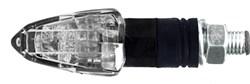 CHAFT : Tiny - Noir avec lentille transparente