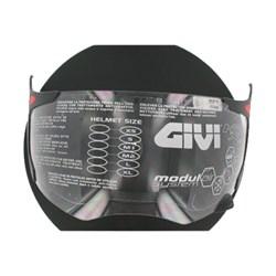 GIVI : Visière X.01 - Transparente