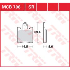 TRW SV/SH Remblokken MCB706SV