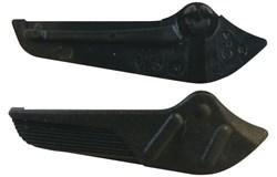 SCHUBERTH : C3/S2 set (G+D) levier kit. Fix - Noir