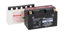 YUASA Batterie fermée avec pack acide YT7B-BS