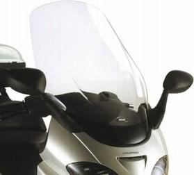 GIVI Verhoogd transparant windscherm - ST D227ST