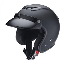 IXS : HX 87 - Cafe rider noir (mat)