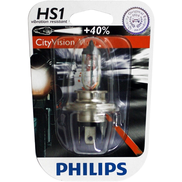 PHILIPS HS1 City vision moto