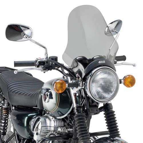 GIVI Windscherm - Naked bike - A A4101