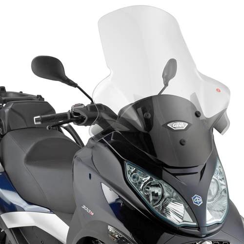 GIVI Verhoogd transparant windscherm - ST D5601ST