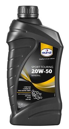 EUROL Sport touring 20W-50 1 liter