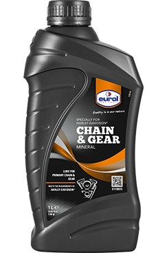 EUROL : HD Lube for Chain and Gearbox - 1Litre
