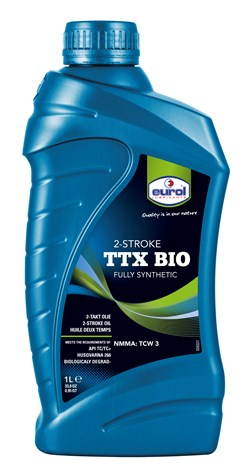 EUROL : TTX Bio fully synthetic - 1 litre