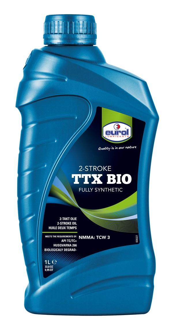 EUROL TTX Bio fully synthetic 1 liter