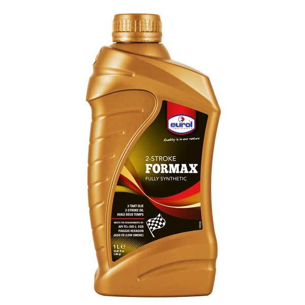 EUROL Super 2T formax  fully synthetic - low smoke 1 litre