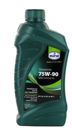 EUROL : Transyn 75W-90 GL 3/4/5 - 1L liter