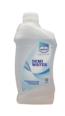 EUROL Demineralised water 1 liter
