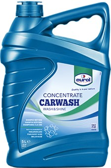 EUROL Shampoo wash & shine 5 litres