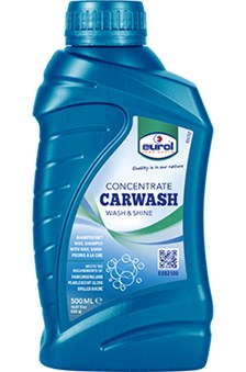 EUROL Shampoo wash & shine 500 ml