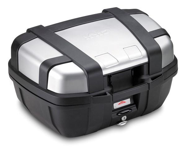 GIVI TRK52 Trekker top case cache aluminium - 52 litre