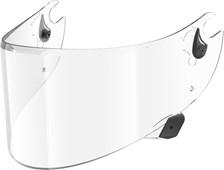 SHARK Visière VZ100MVX Transparente (préparée pour Pinlock)