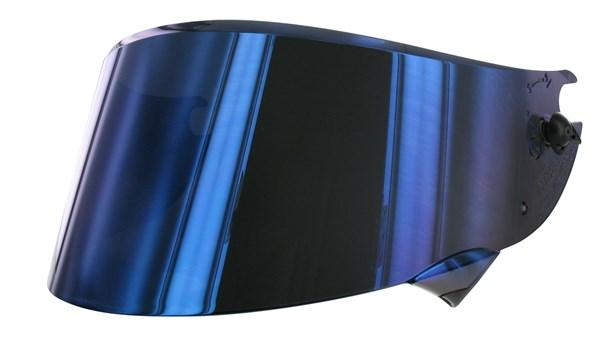 SHARK Vizier VZ100 Blauw metalic