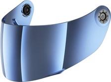 SHARK Visière VZ6XXX Bleu métallique