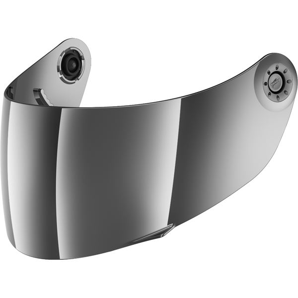 SHARK Visière VZ6XXX Chrome métallique