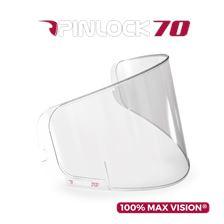 SHARK Pinlock VZ100MXV Transparent