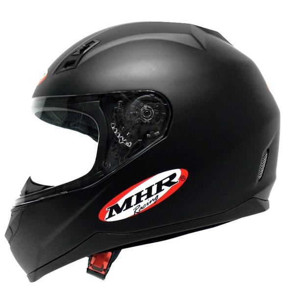 MHR FF391 Mono Mat Zwart