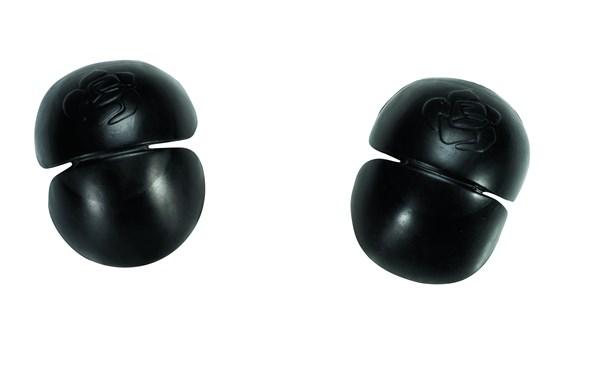 IXS Schouderprotectorset Roseguard Schouders - zwart