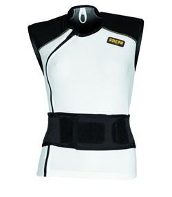 IXS : CARAPAX  Lady - Blanc-Noir