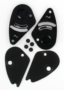 IXS : HX275 kit de fixation visière - Noir