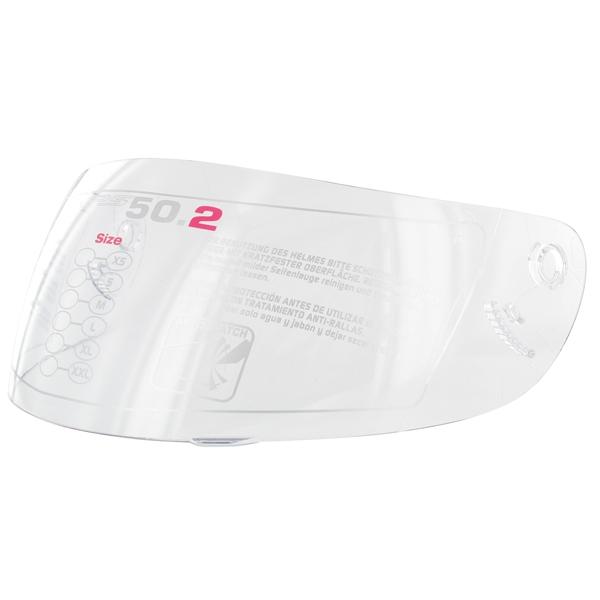 GIVI Visière H50.2 Transparente