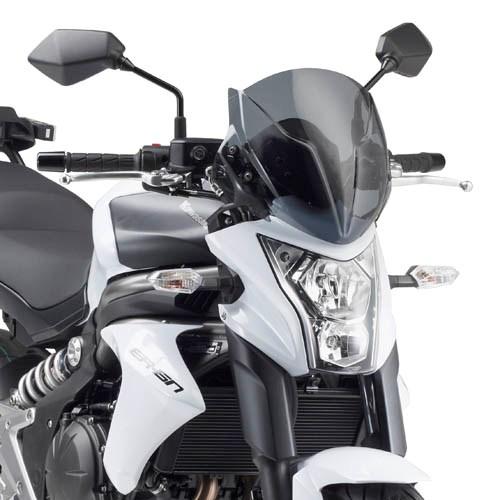 GIVI Windscherm - Naked bike - A A4104