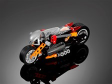 HIGHWAY HAWK BIKE PUZZLE SPEEDSTER