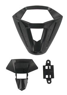 IXS HX279 ventilatie Kinverluchting zwart