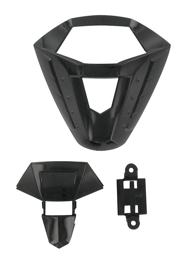 IXS HX279 ventilation Vent. menton noir