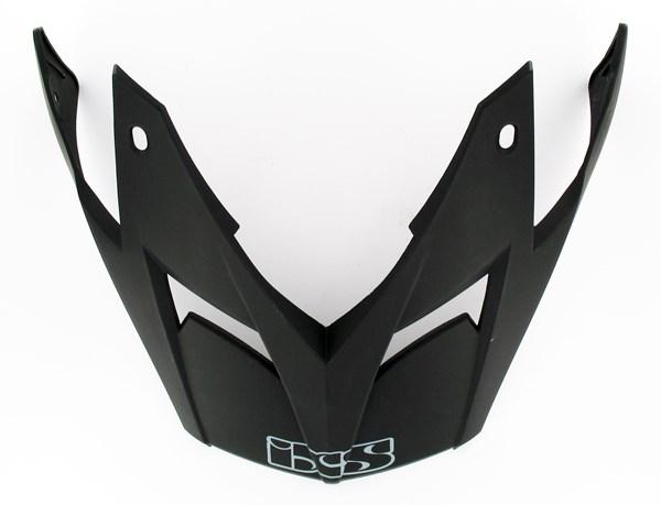 IXS HX279 klep Mat zwart
