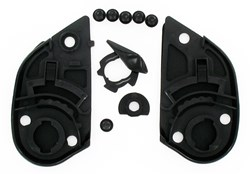IXS : HX430 Patriota kit de fixation visière - Kit