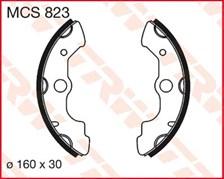TRW Mâchoires de freins MCS823