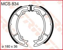 TRW Mâchoires de freins MCS834