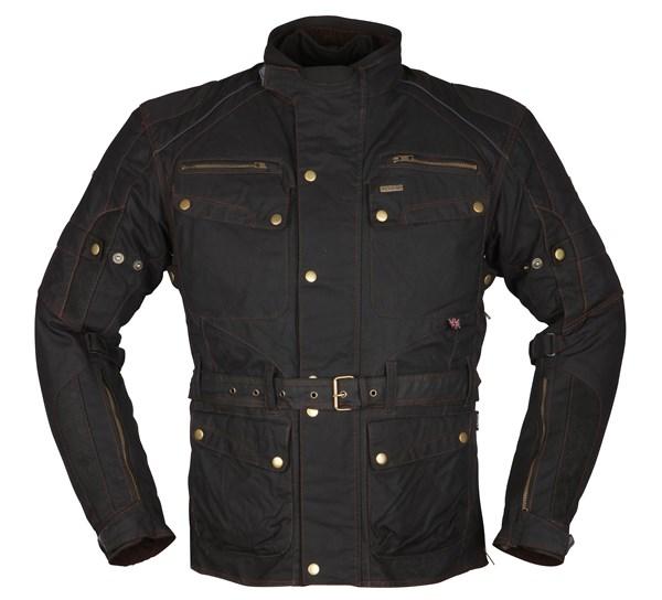 MODEKA Glasgow Jacket Noir