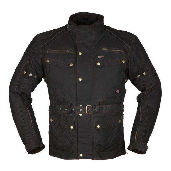 MODEKA Glasgow Jacket Zwart