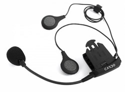 CARDO : Audio kit XL dual haut-parleurs Q2/teamset - ZS000336