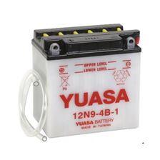 YUASA Conventionele batterij 12N9-4B-1