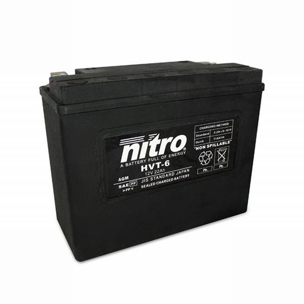 NITRO Batterie fermée HVT HVT 06