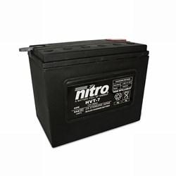 NITRO Gesloten batterij  HVT
